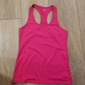 Pink work out top M